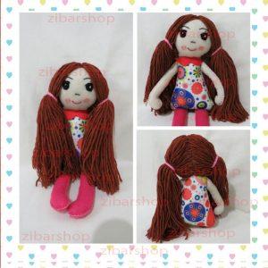 عروسک نمدی مدل افسانه