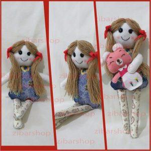 عروسک نمد مدل آرمیتا