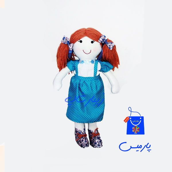 عروسک مدل پارمیس