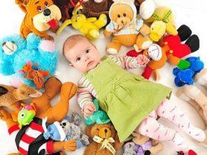 انتخاب اسباب بازی برای کودک