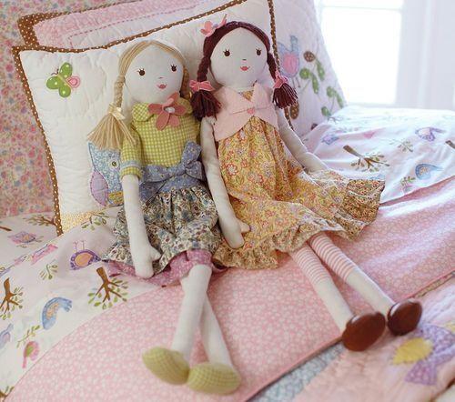 دوخت عروسک پارچه ای