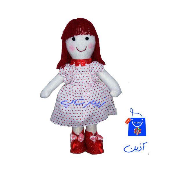 عروسک مو قرمز