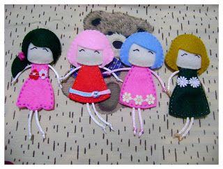 مگنت عروسکی