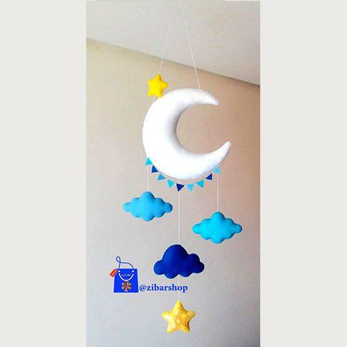 عروسک ماه و ستاره