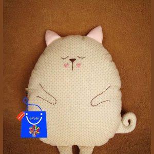 عروسک گربه خوابالو