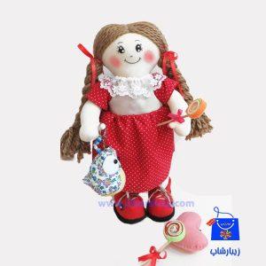 عروسک پارچه ای مهربون